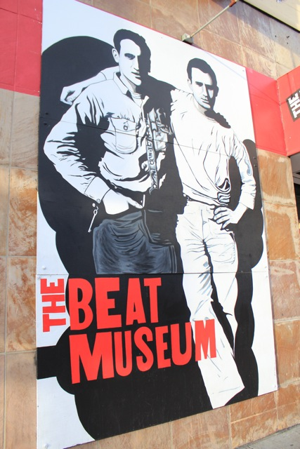 The Beat Museum, San Francisco