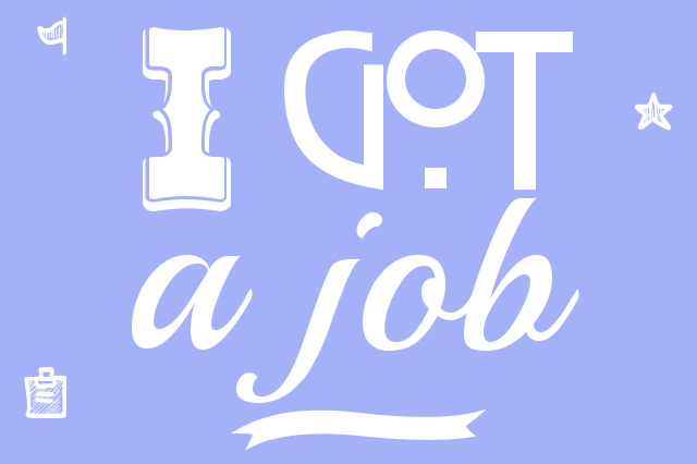 I got a job - USA Life, by Magouille