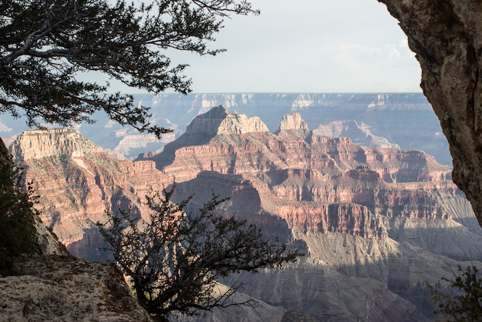 Grand Canyon, Bright Angel Point, USA