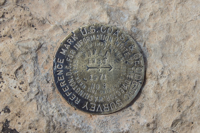 Geological US Mark, Grand Canyon
