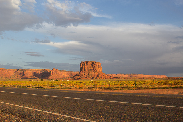 monument valley road trip usa