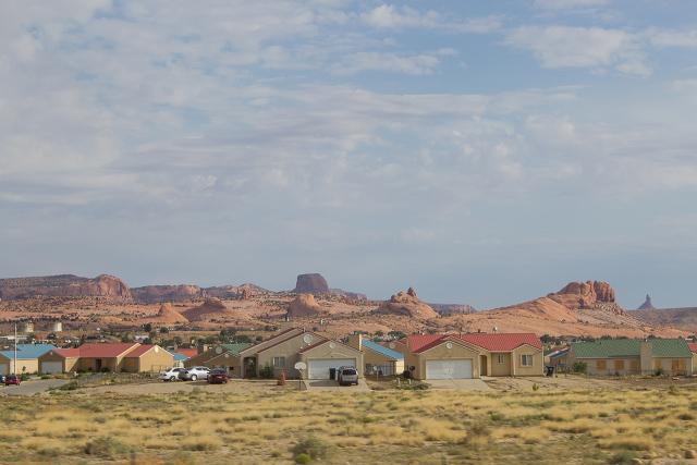 maisons navajo USA