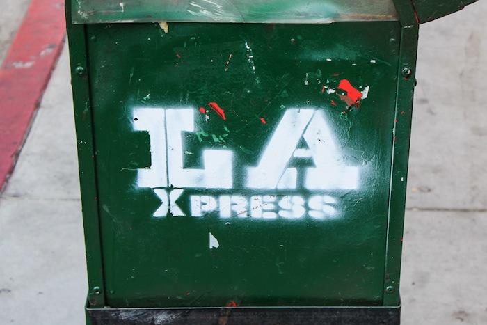 LA Express Newspaper