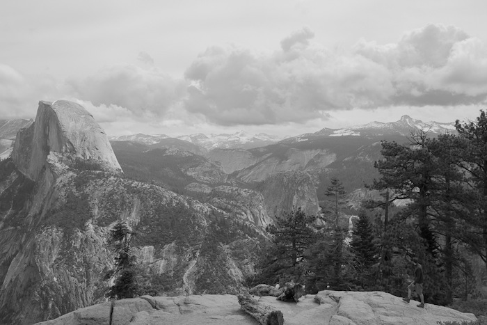 Yosemite, Black and White Photography