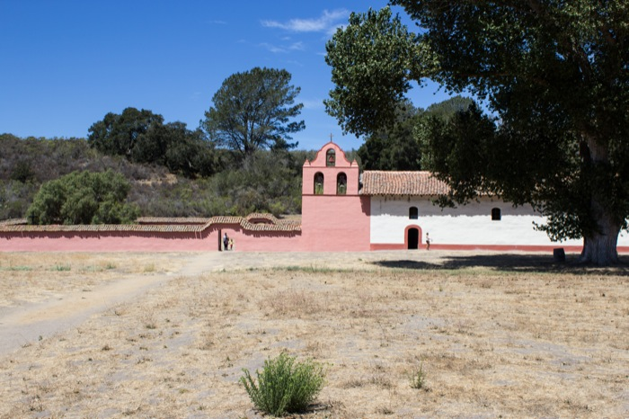 mission la purisima californie USA