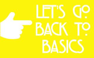 vignette anglais let's go back to basics