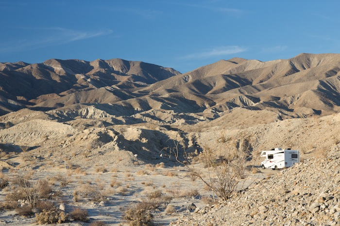 anza borrego desert state park californie