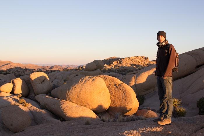 randonner dans le parc national de Joshua Tree, une jolie expérience de désert californien