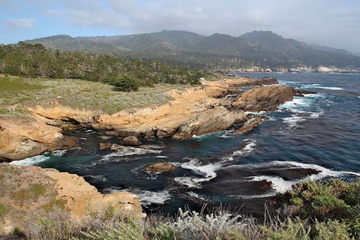 Voyage Central Coast Californie