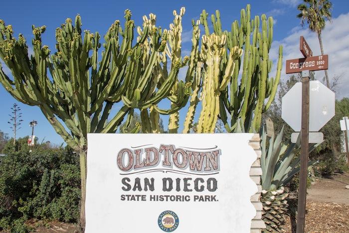Old Town, le vieux village mexicano