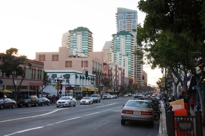 Downtown San Diego en Californie