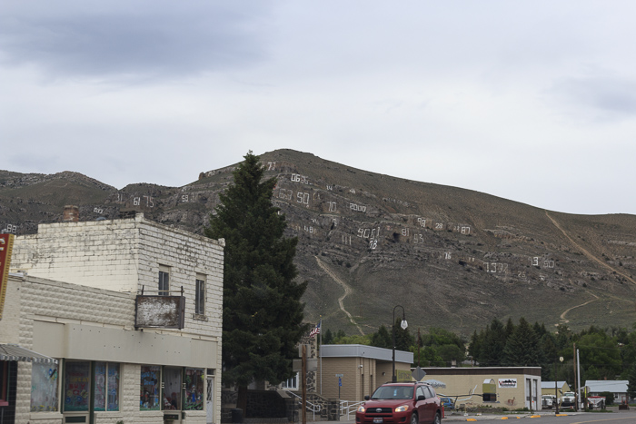 Number Hill, Arco, Idaho