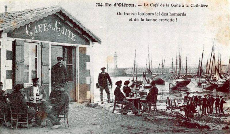 Carte postale La Cotiniere