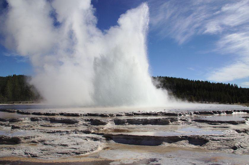 Great Fountain Geyser