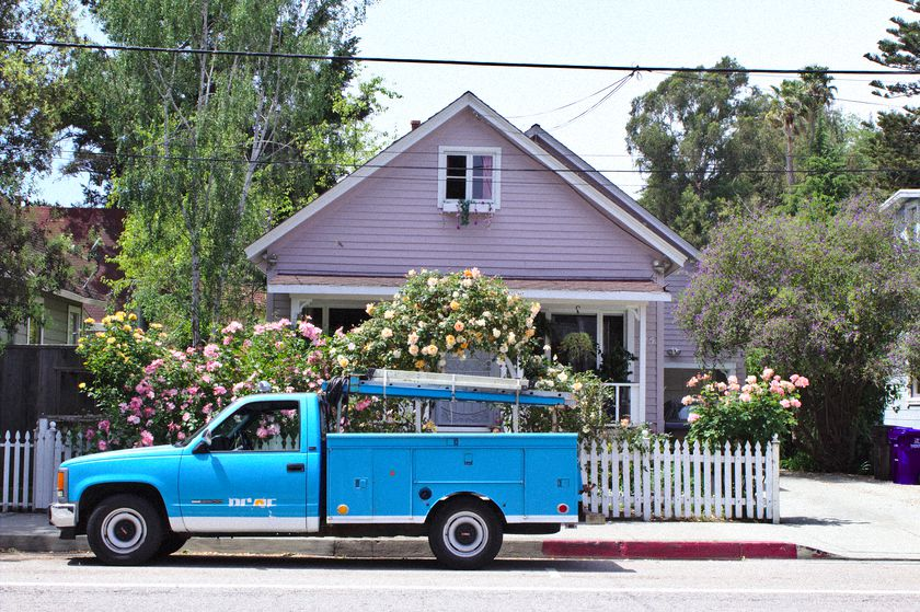 Maison Pick-Up Santa Cruz