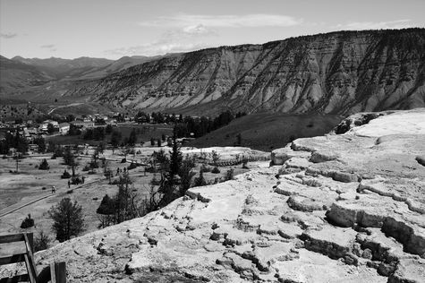 Mammoth Hot Springs Yellowstone_01