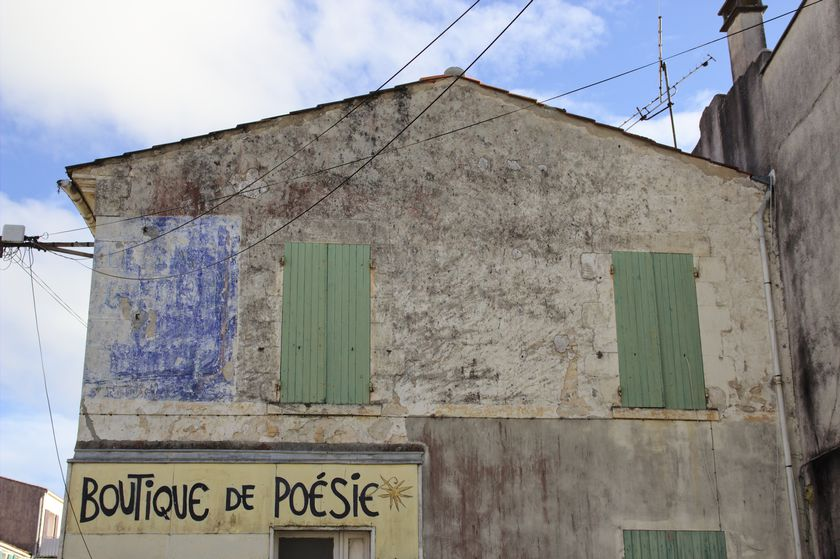 boutique de poesie