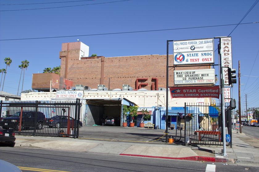 garage-los-angeles