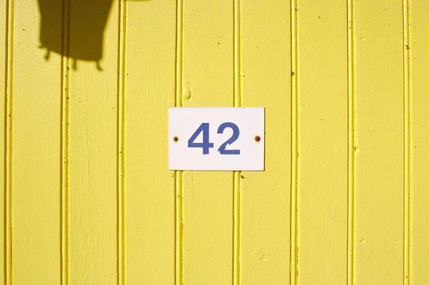 numéro 42