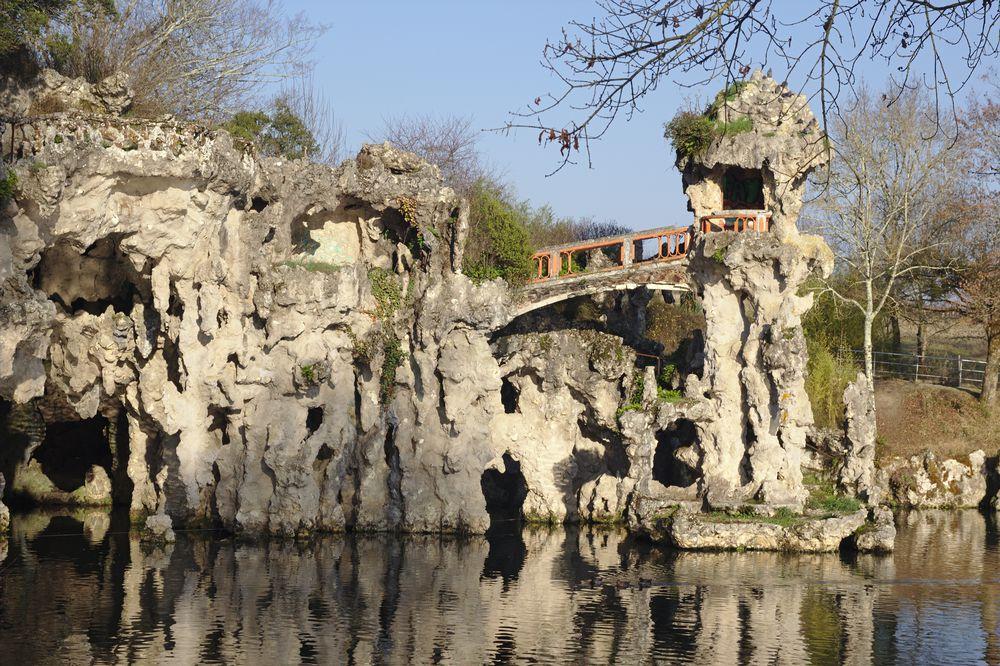 grottes de majolan